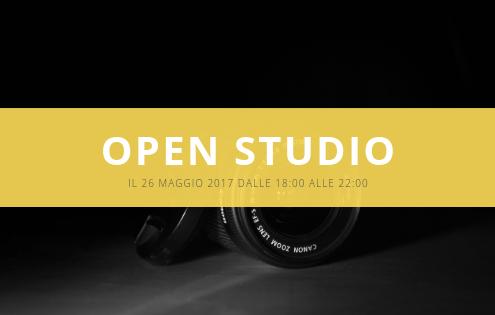 Open Studio - 26 maggio