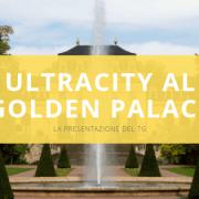 Ultraspazio TG al Golden Palace
