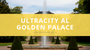 Ultraspazio TG al Golden Palace