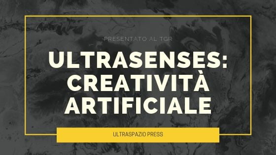 Ultrasenses - Ultraspazio Press