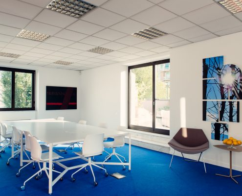 Ultraspazio meeting room coworking