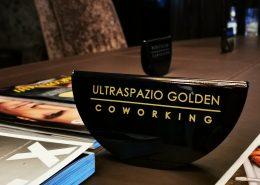 Workstation ULTRASPAZIO GOLDEN indoor